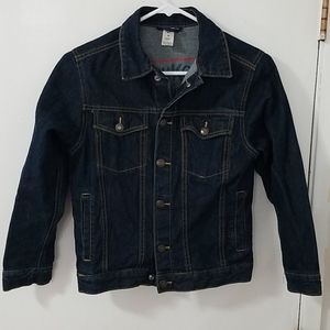 LIKE NEW!! Boys jean jacket